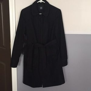 Gap Wool Trench Coat